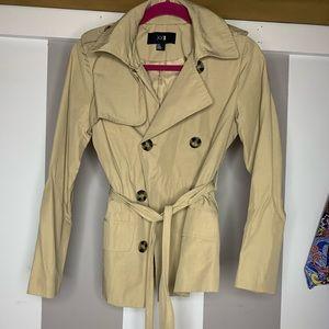 Button up light jacket